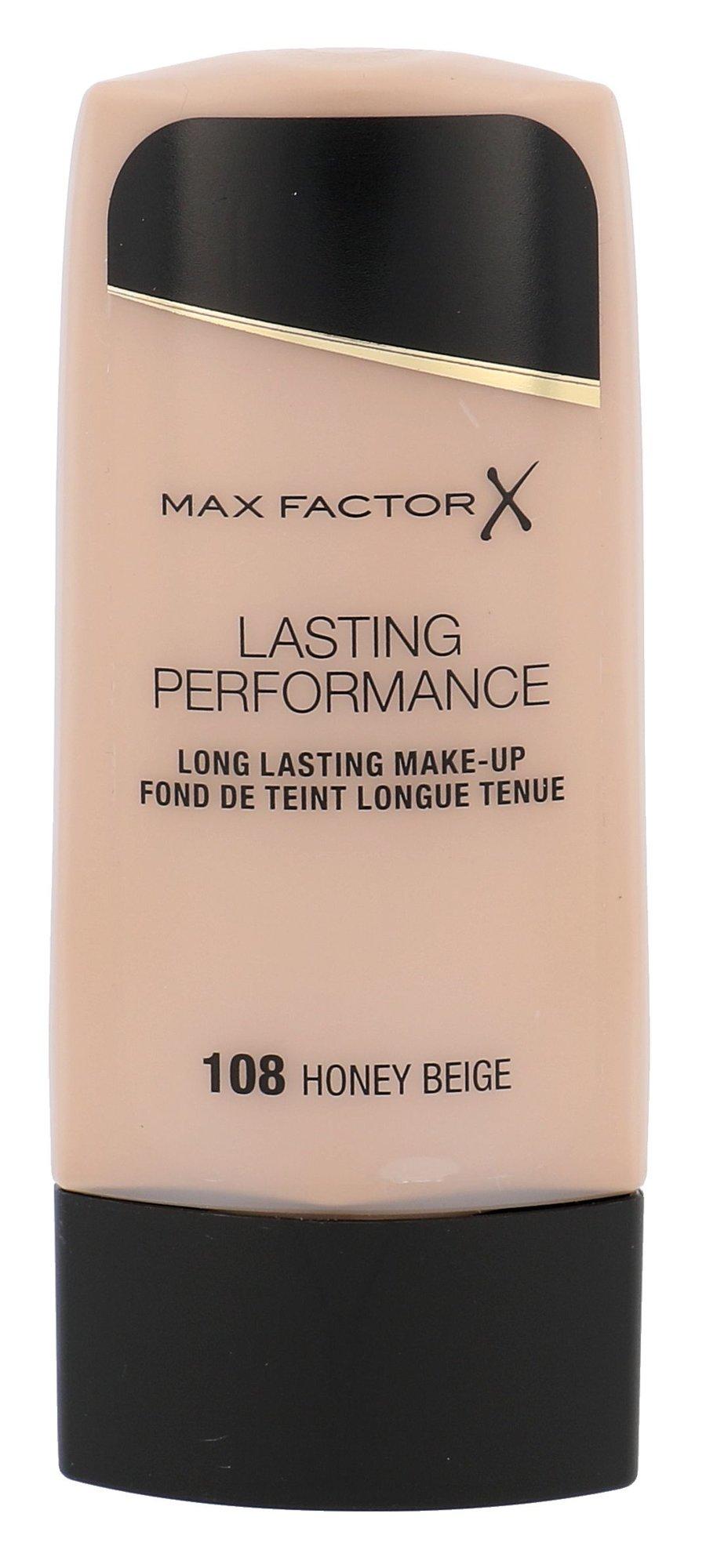 Max Factor Lasting Performance Cosmetic 35ml 108 Honey Beige