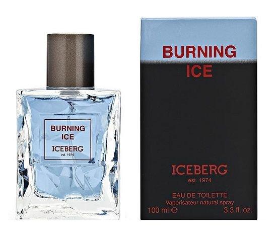 Iceberg Burning Ice EDT 100ml