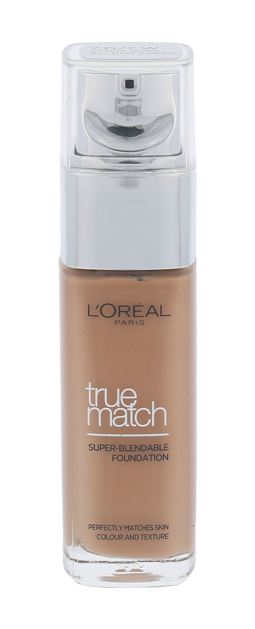 L´Oréal Paris True Match Cosmetic 30ml D7-W7 Golden Amber