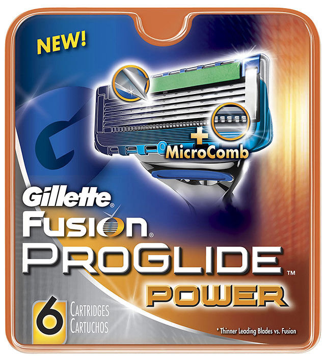 Gillette Fusion Proglide Power Cosmetic 8ml
