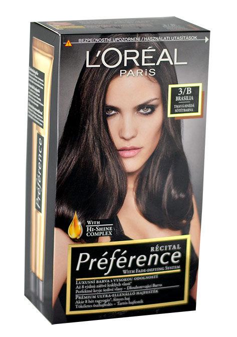 L´Oréal Paris Préférence Cosmetic 1ml 3-B Brasilia