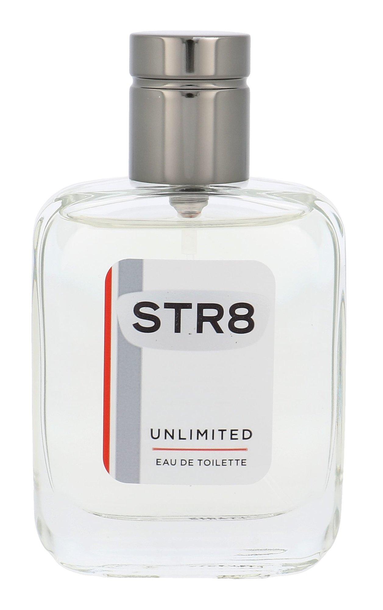 STR8 Unlimited EDT 50ml
