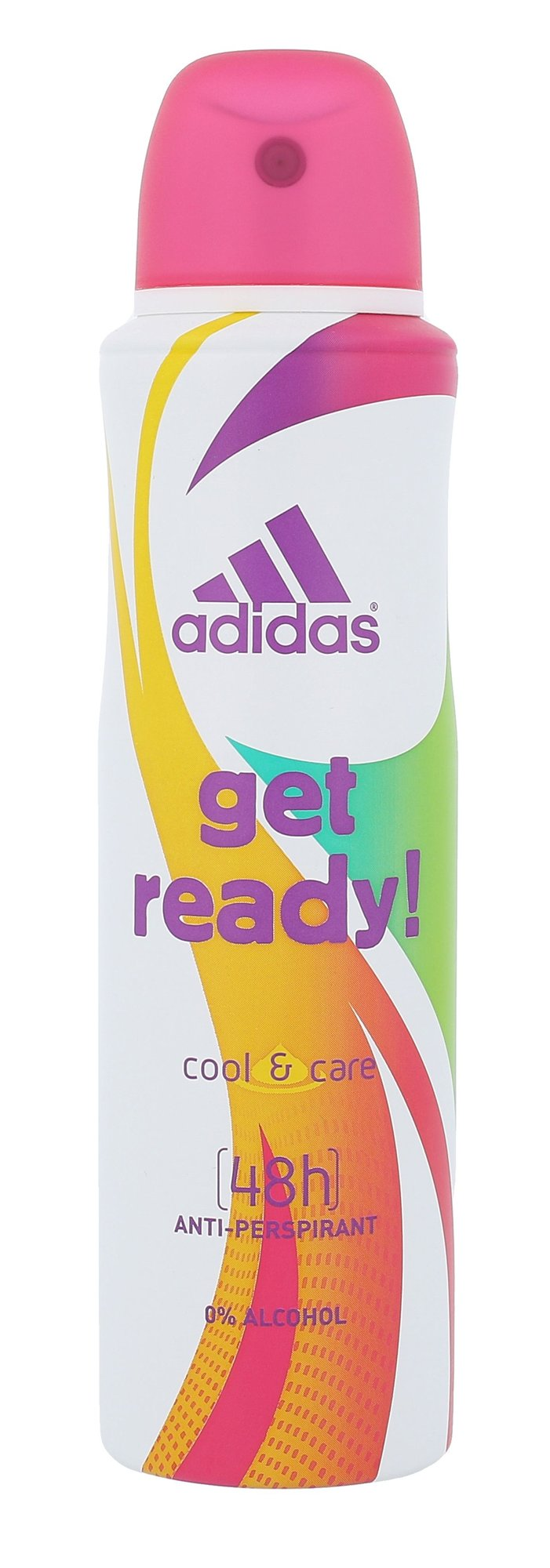 Antisperantas Adidas Get Ready! For Her