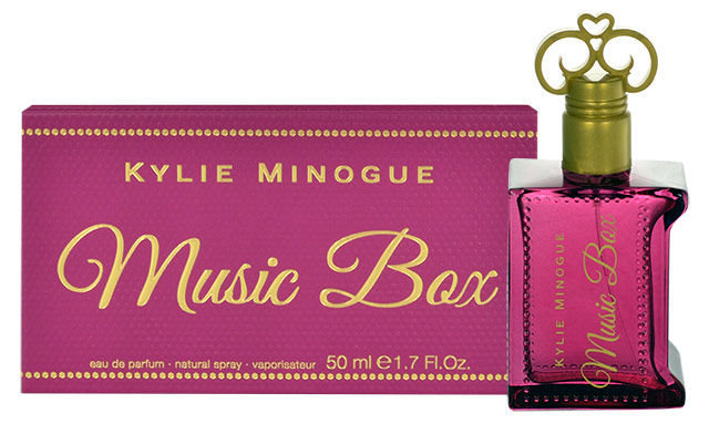 Kylie Minogue Music Box EDP 50ml
