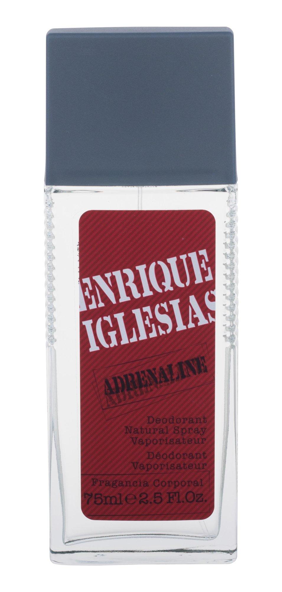 Enrique Iglesias Adrenaline Deodorant 75ml