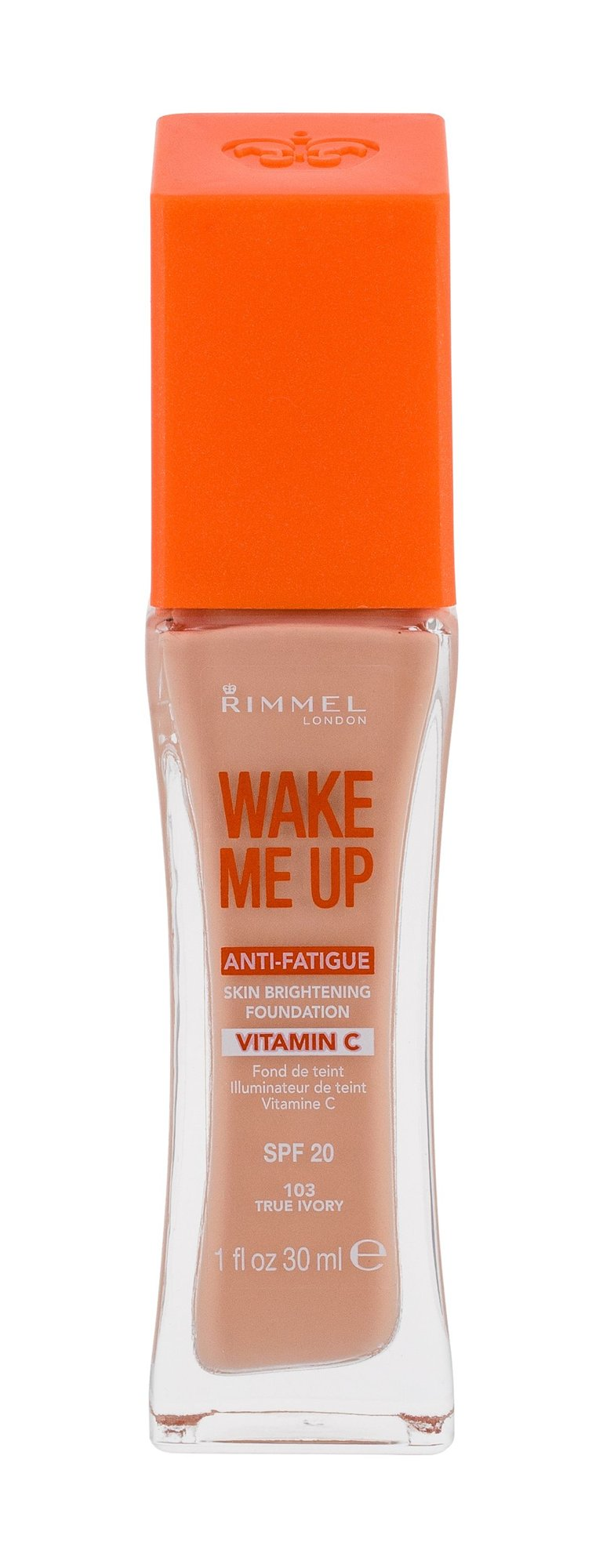 Rimmel London Wake Me Up Cosmetic 30ml 103 True Ivory