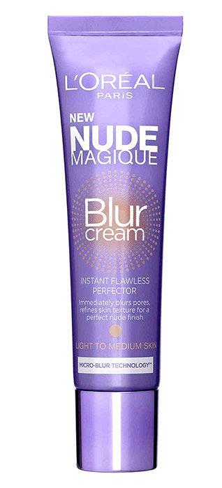 L´Oréal Paris Nude Magique Cosmetic 25ml Light To Medium