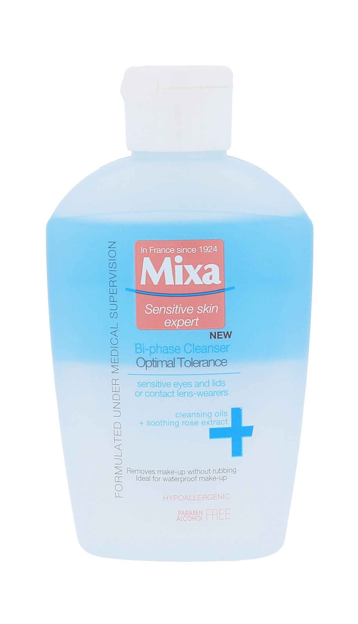 Mixa Optimal Tolerance Cosmetic 125ml