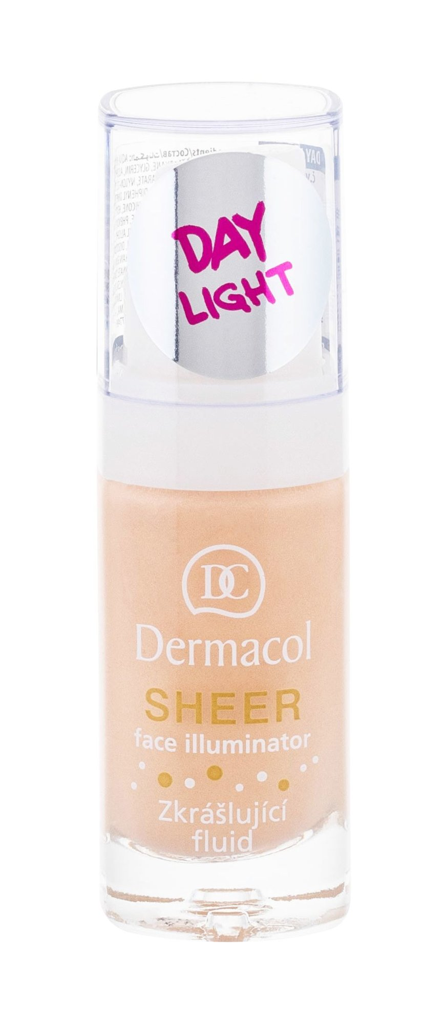 Dermacol Sheer Cosmetic 15ml day light