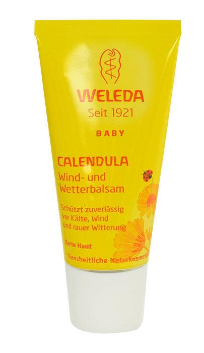 Weleda Baby Cosmetic 30ml  Calendula Protective Balm