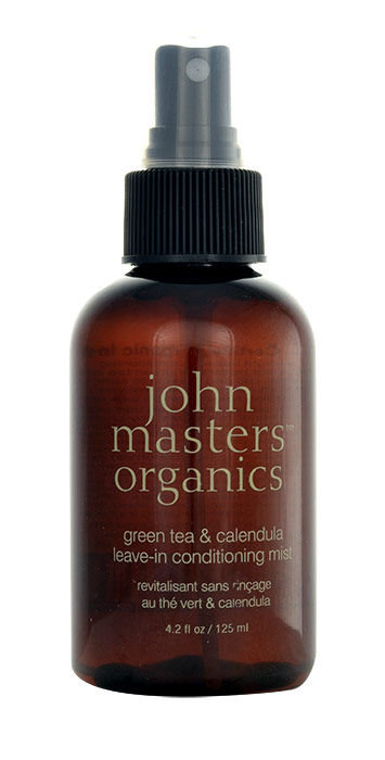 John Masters Organics Green Tea & Calendula Cosmetic 125ml  Leave-In Conditioning Mist