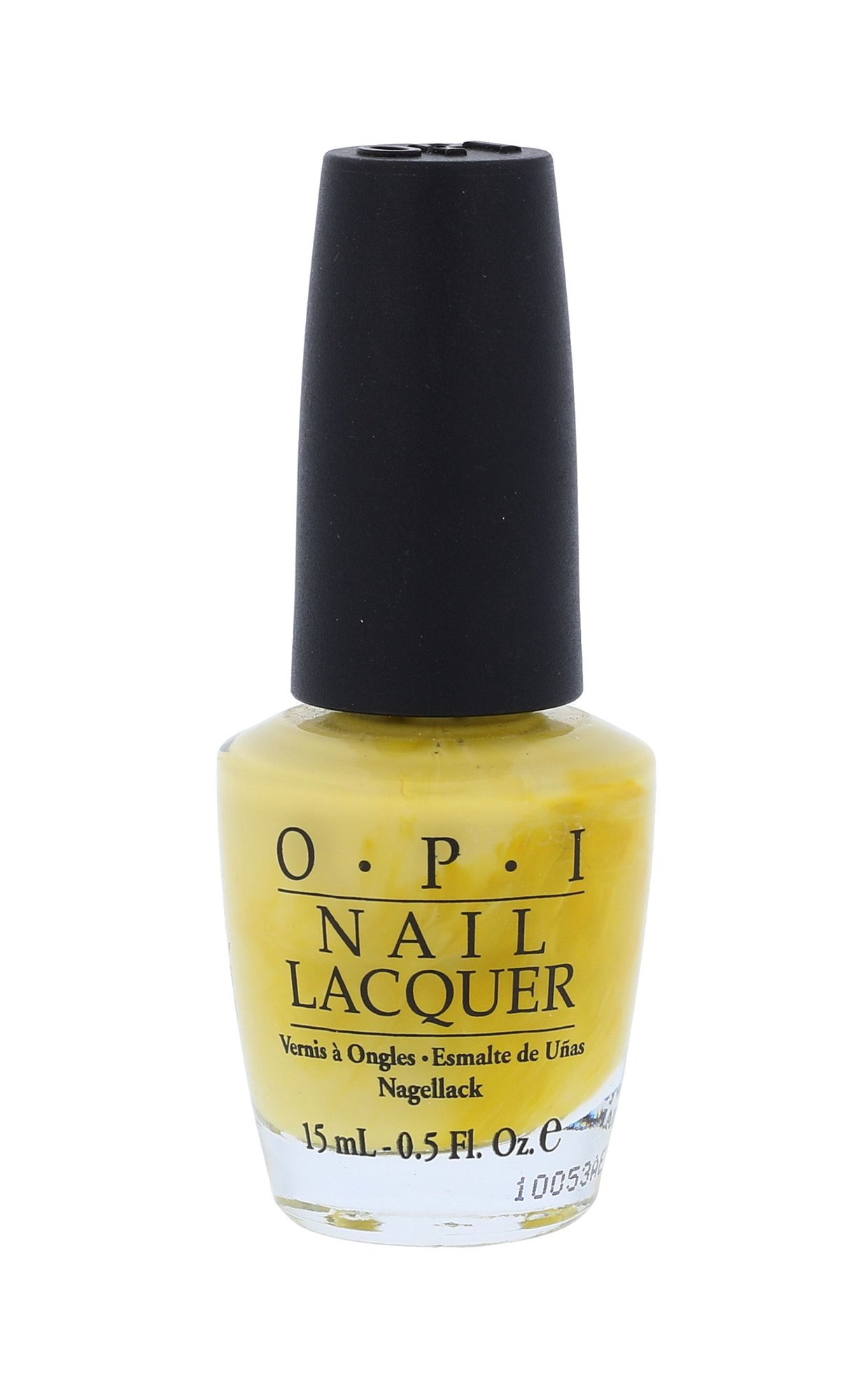 OPI Nail Lacquer Cosmetic 15ml NL B94 Fiercely Fiona