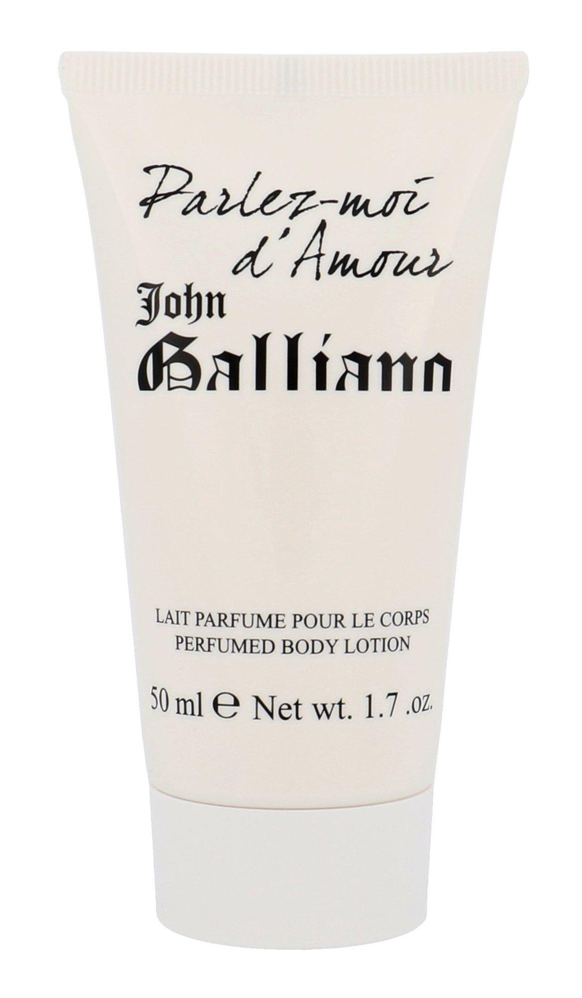 John Galliano Parlez-Moi d´Amour Body lotion 50ml