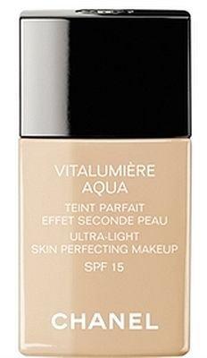 Chanel Vitalumiere Aqua Cosmetic 30ml 10 Beige