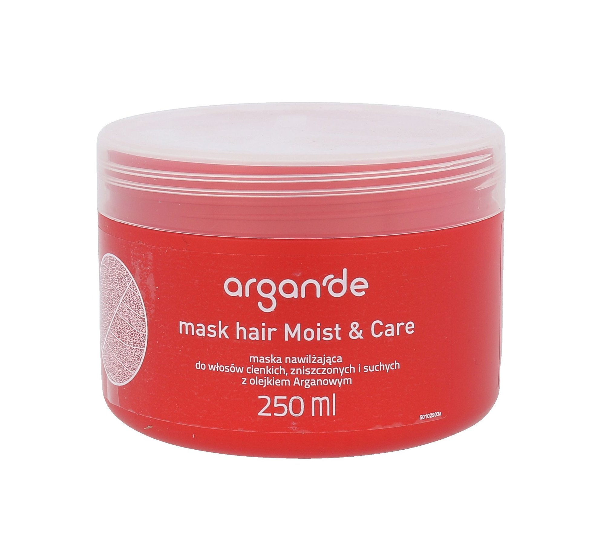 Stapiz Argan De Moist & Care Cosmetic 250ml