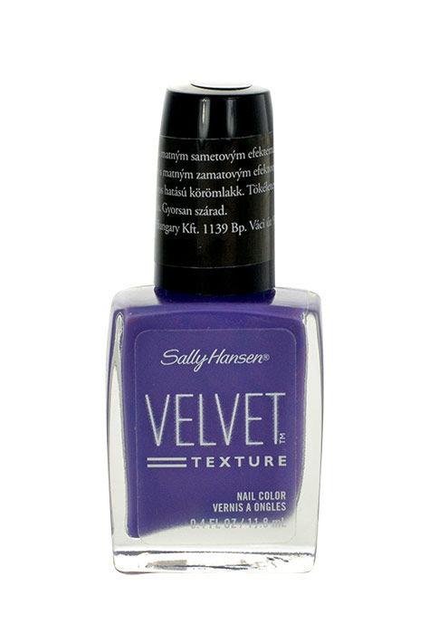 Sally Hansen Velvet Texture Cosmetic 11,8ml 650 Regal