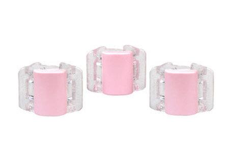 Linziclip Mini Hair Clip Cosmetic 1ks Pearl Lily