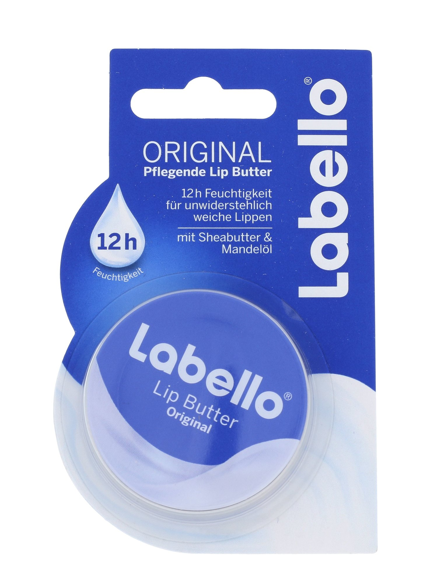 Labello Lip Butter Cosmetic 19ml  Original