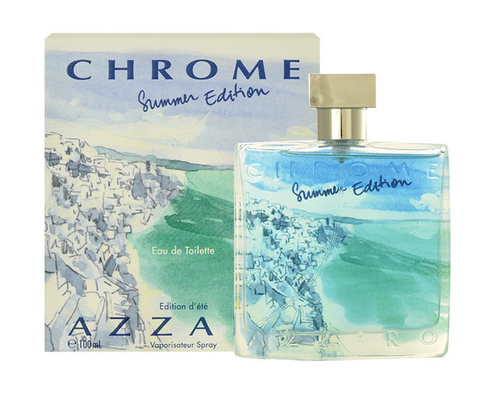 Azzaro Chrome Summer EDT 100ml  Edition 2013