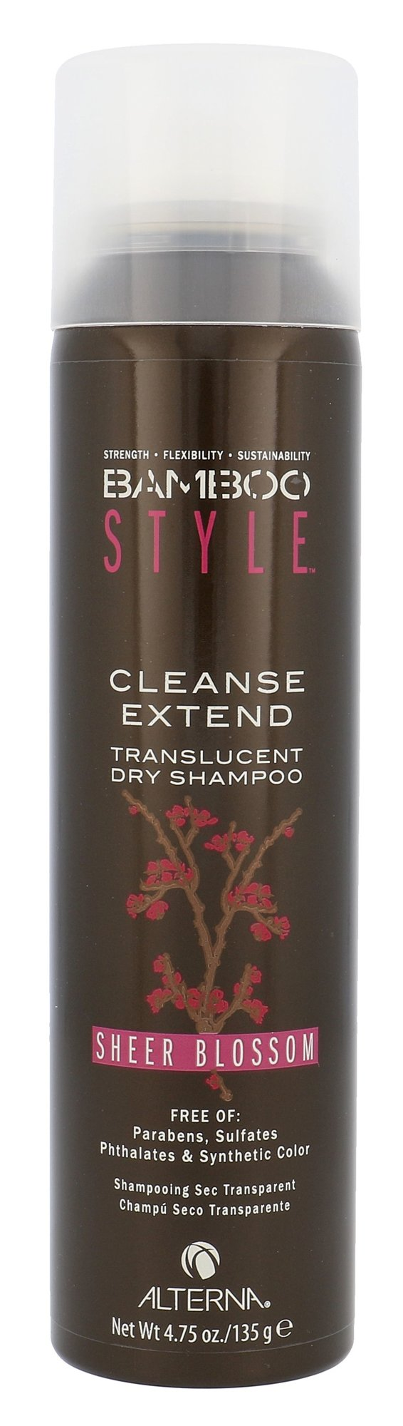 Alterna Bamboo Style Cosmetic 135ml Sheer Blossom