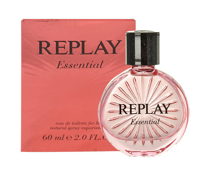 Replay Essential For Her EDT 60ml