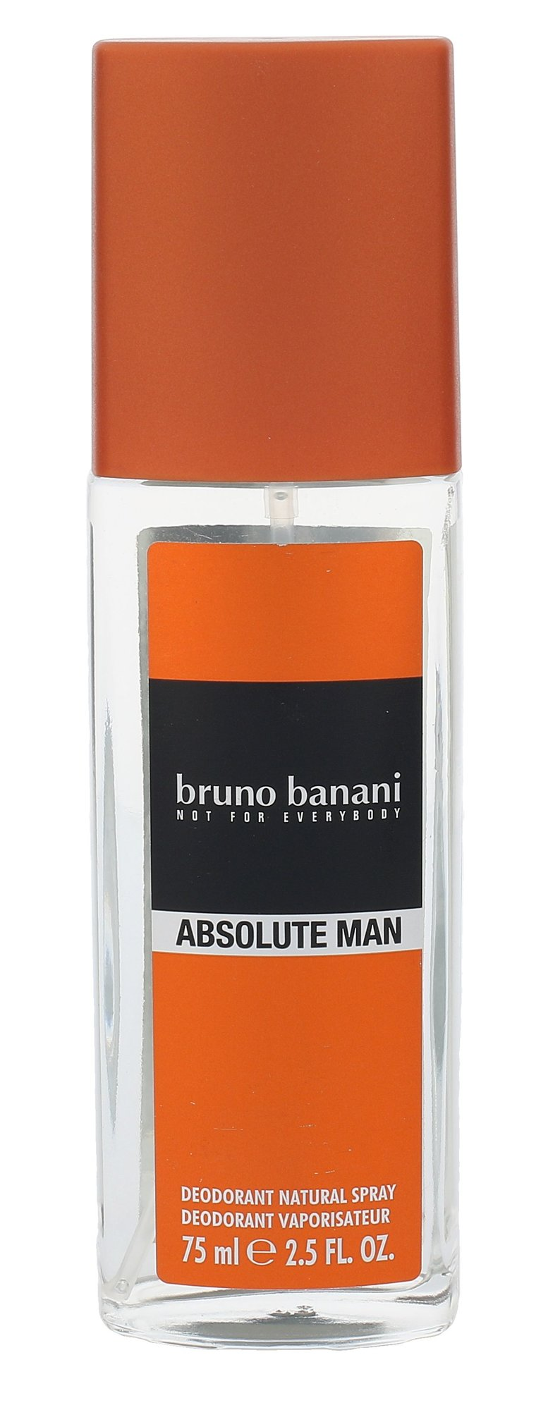 Bruno Banani Absolute Man Deodorant 75ml