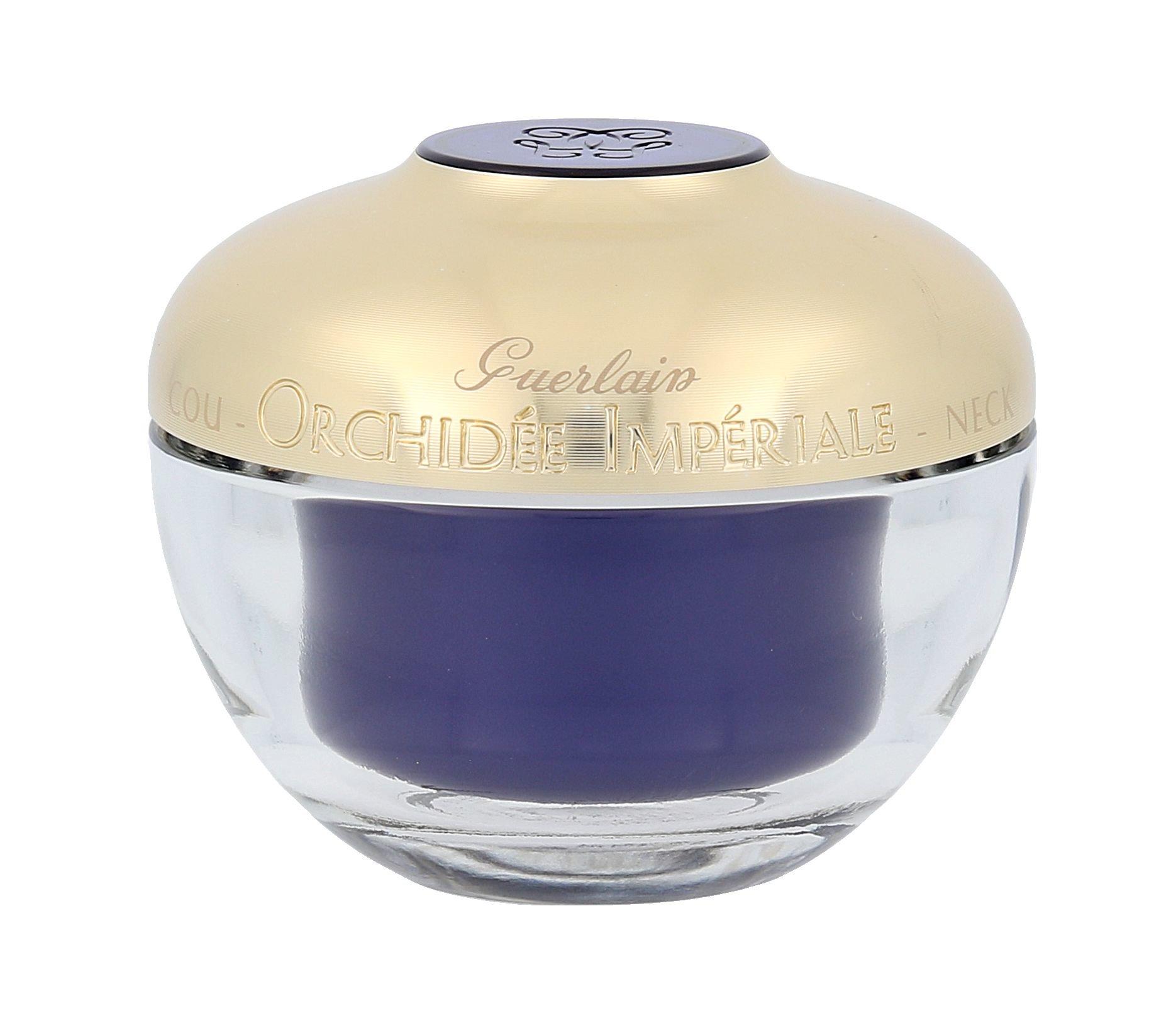 Guerlain Orchidée Impériale Cosmetic 75ml  The Neck And Décolleté Cream