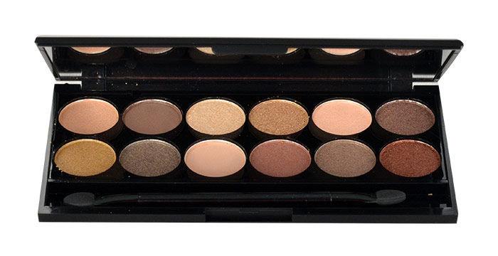 Sleek MakeUP I-Divine Cosmetic 13,2ml 429 All Night Long Eyeshadow Palette