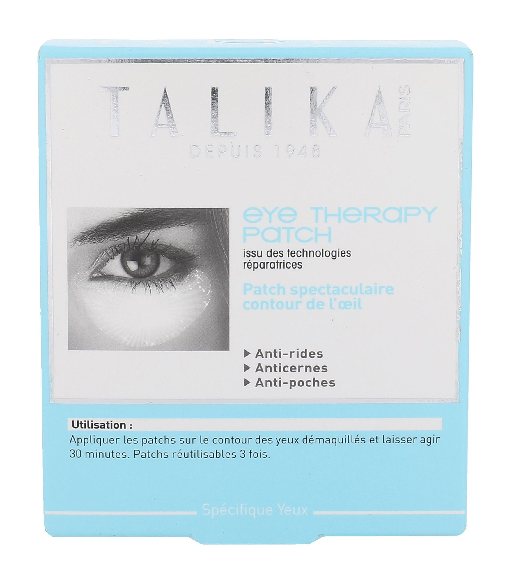 Talika Eye Therapy Patch Refill Cosmetic 6ks