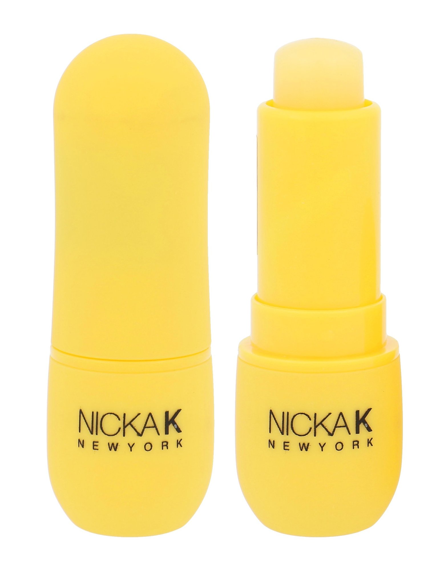 Nicka K New York Hydro Care Lip Balm Cosmetic 4,2g Lemon