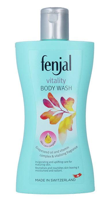 Fenjal Vitality Body Wash Cosmetic 200ml