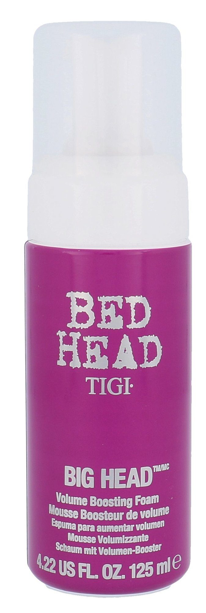 Tigi Bed Head Big Head Cosmetic 125ml