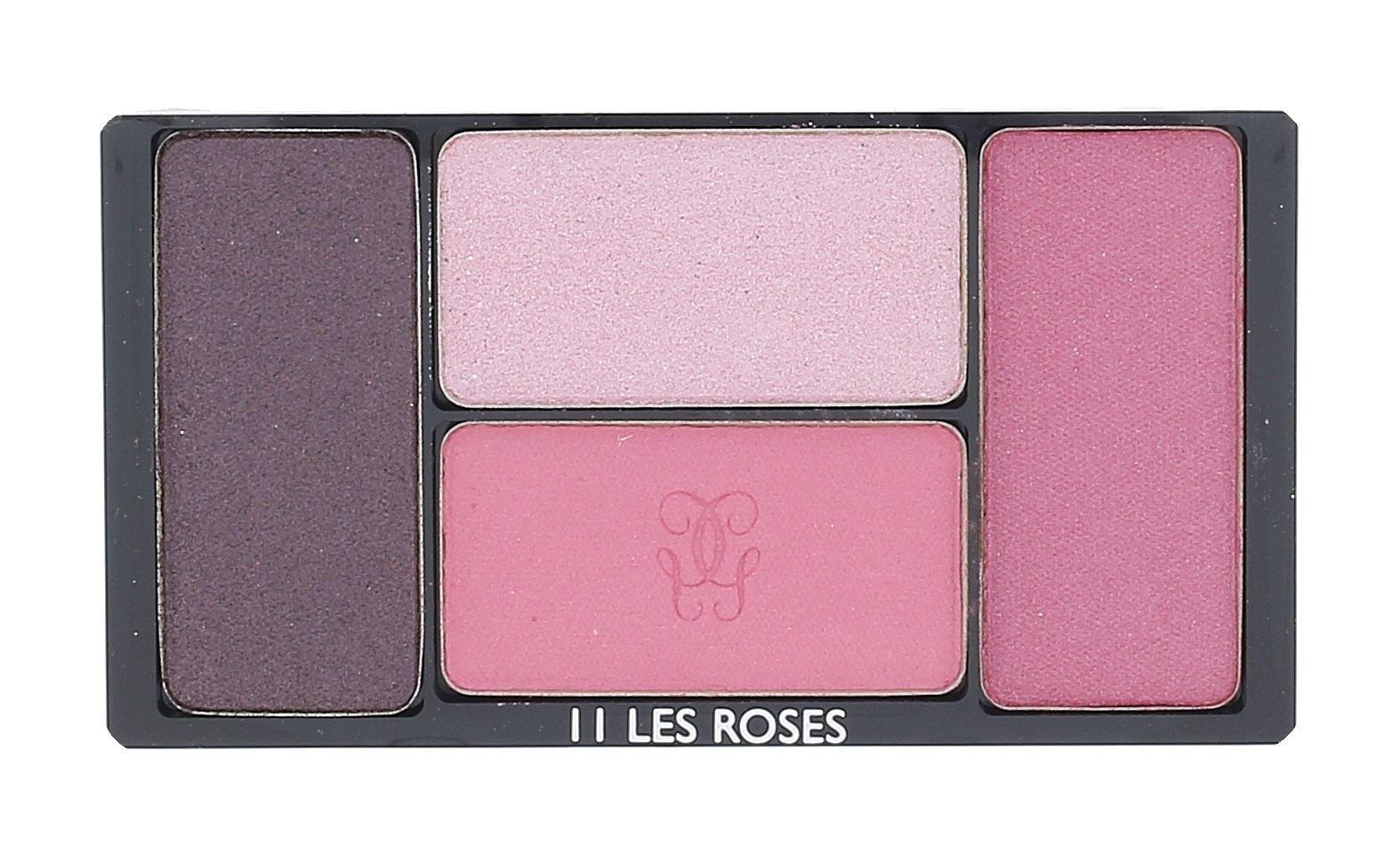 Guerlain Ecrin 4 Couleurs Cosmetic 7,2ml 11 Les Roses