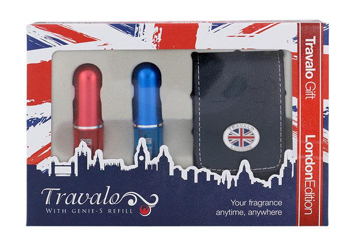 Travalo London Edition refillable flacon 5ml