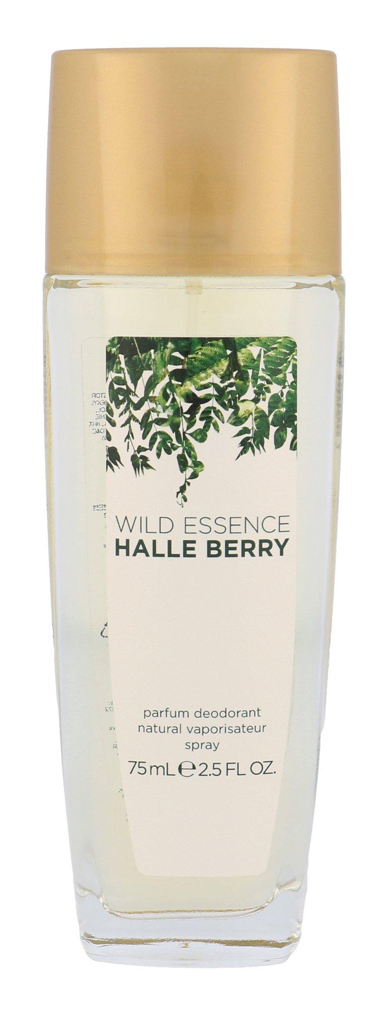 Halle Berry Wild Essence Deodorant 75ml