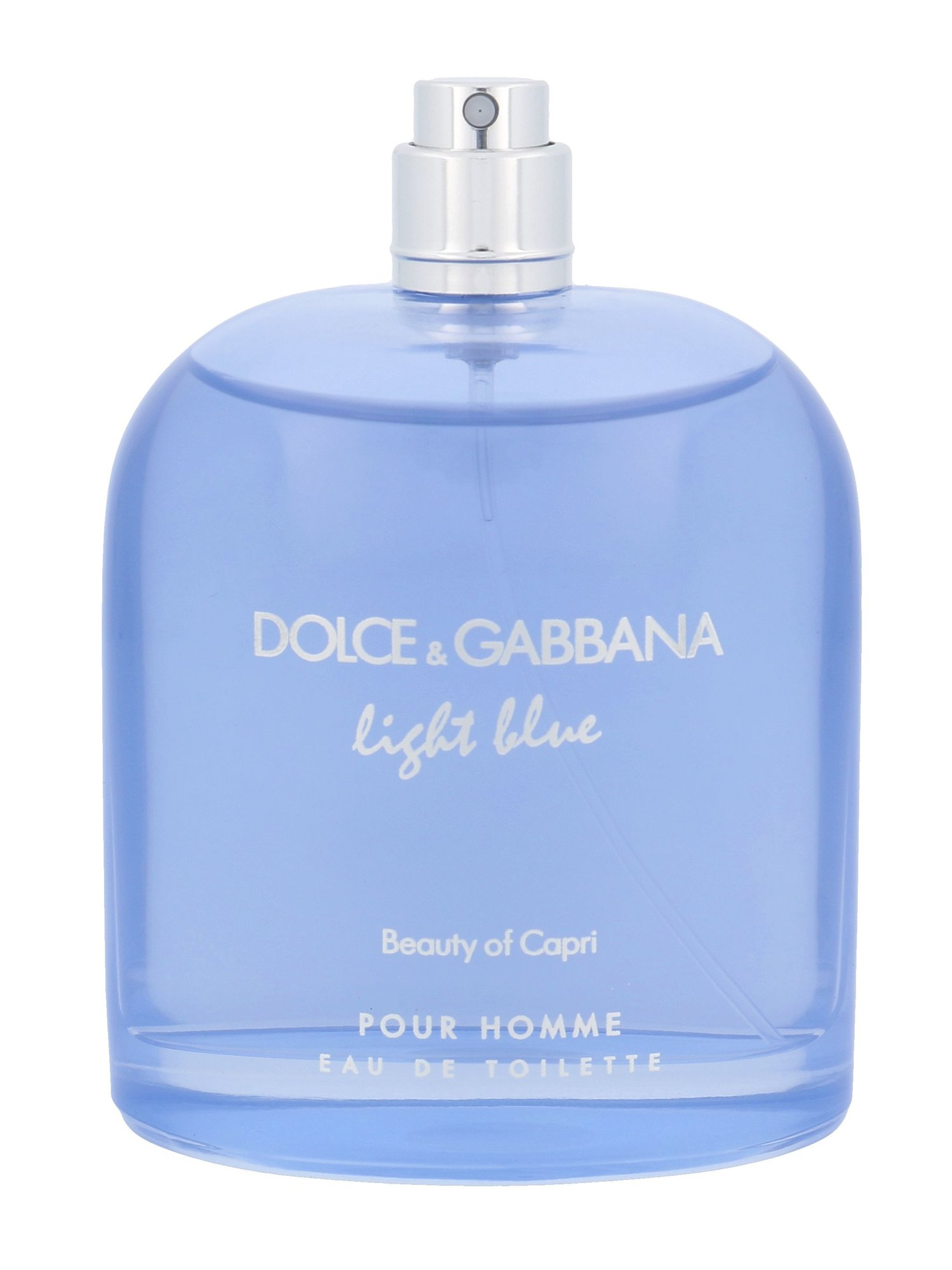 Dolce&Gabbana Light Blue Beauty of Capri Pour Homme EDT 125ml
