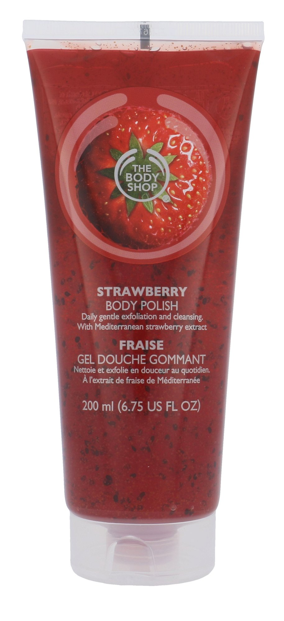 The Body Shop Strawberry Cosmetic 200ml