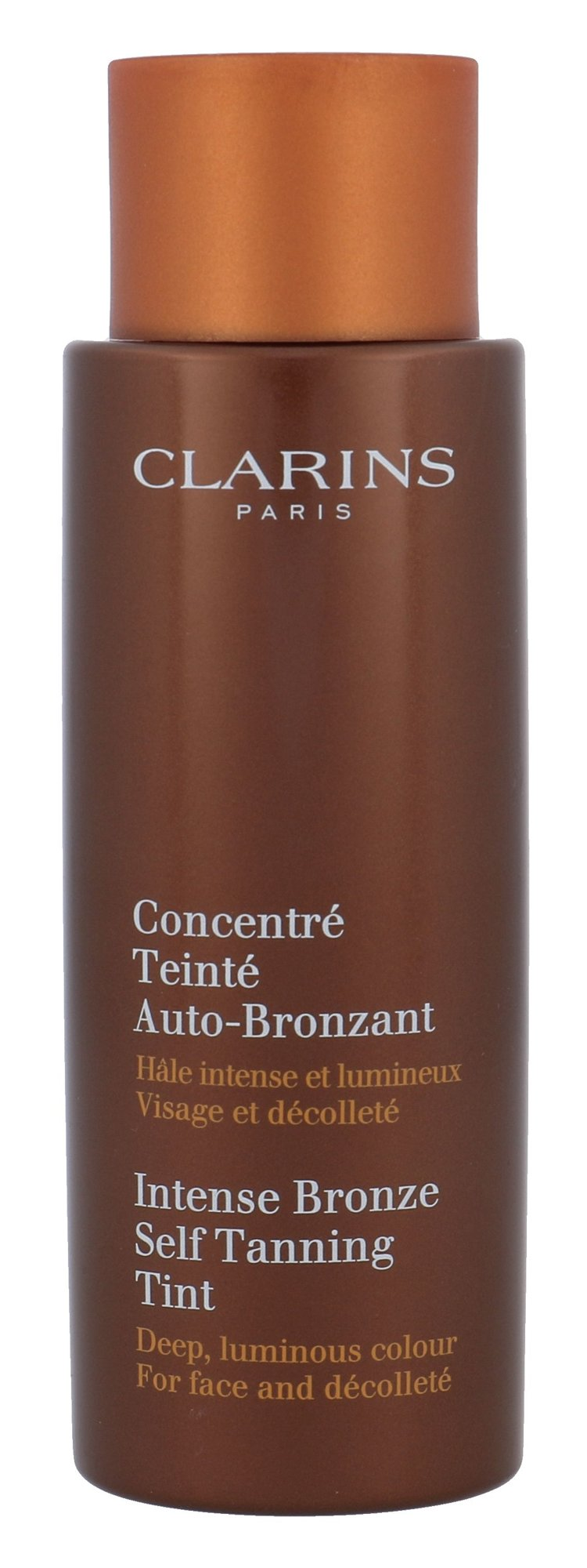 Clarins Intense Bronze Cosmetic 125ml