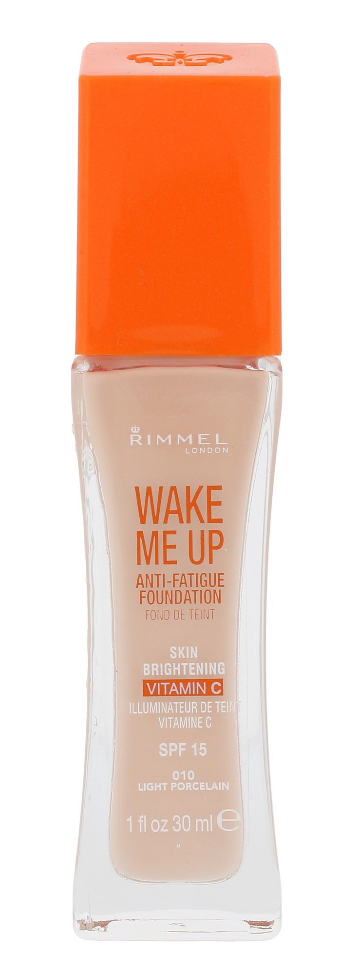 Rimmel London Wake Me Up Cosmetic 30ml 010 Light Porcelain