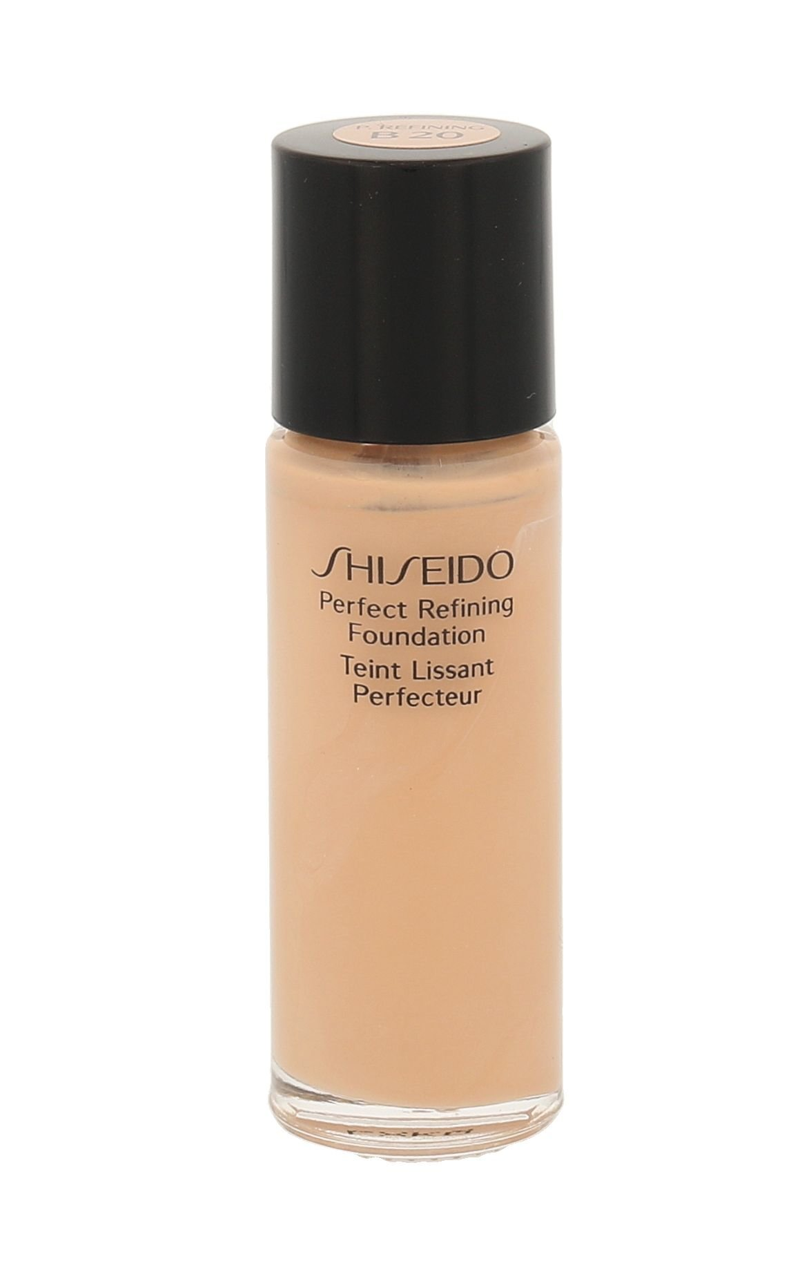 Shiseido Perfect Refining Foundation Cosmetic 15ml B20 Natural Light Beige