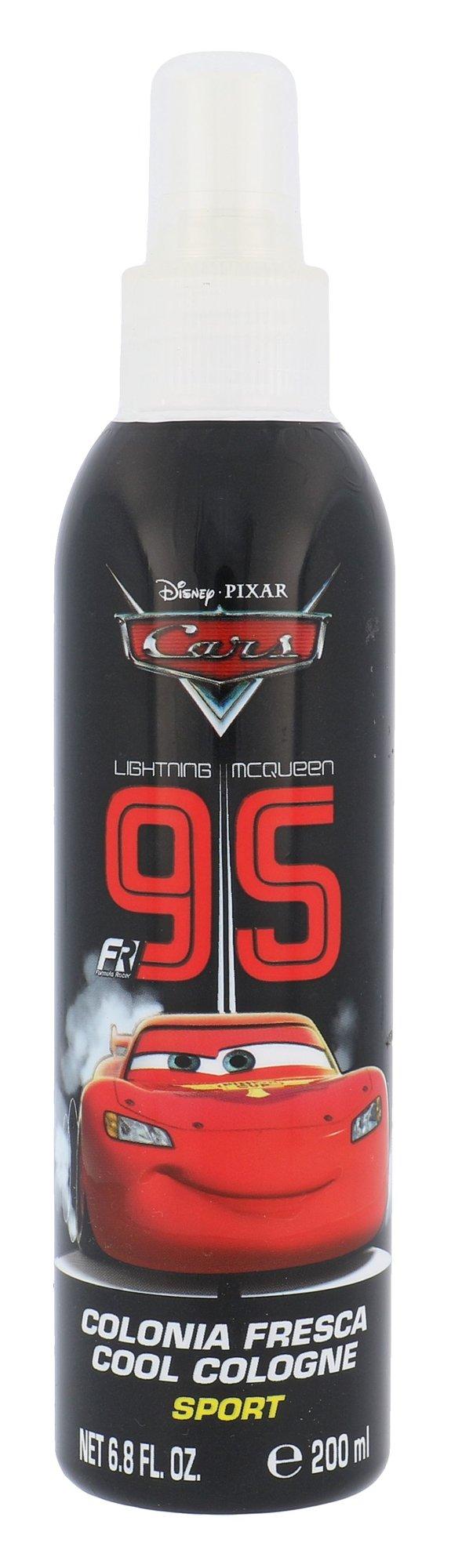 Disney Cars Tělový spray 200ml