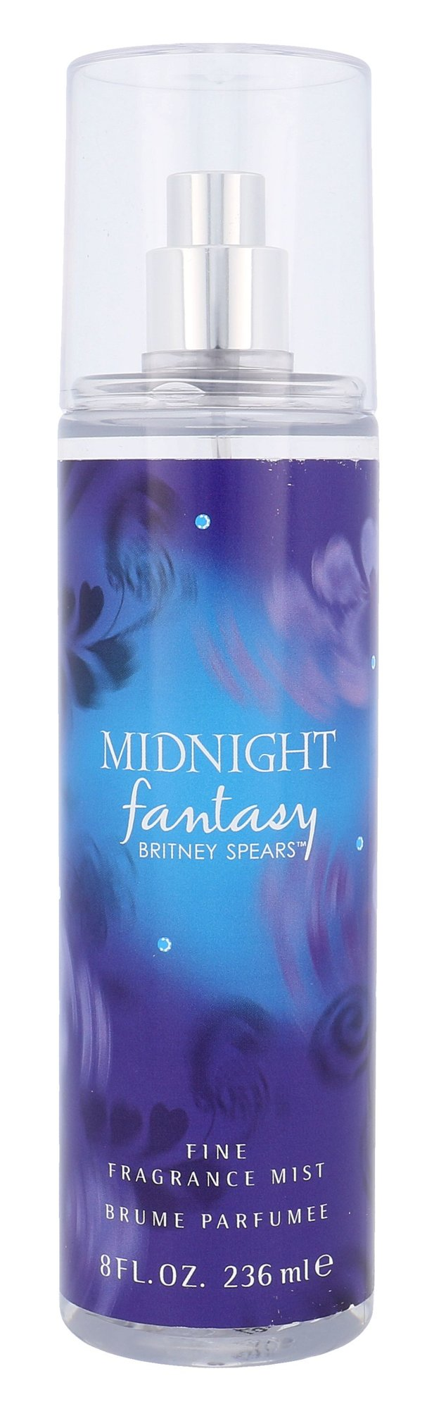 Britney Spears Fantasy Midnight Nourishing body spray 236ml