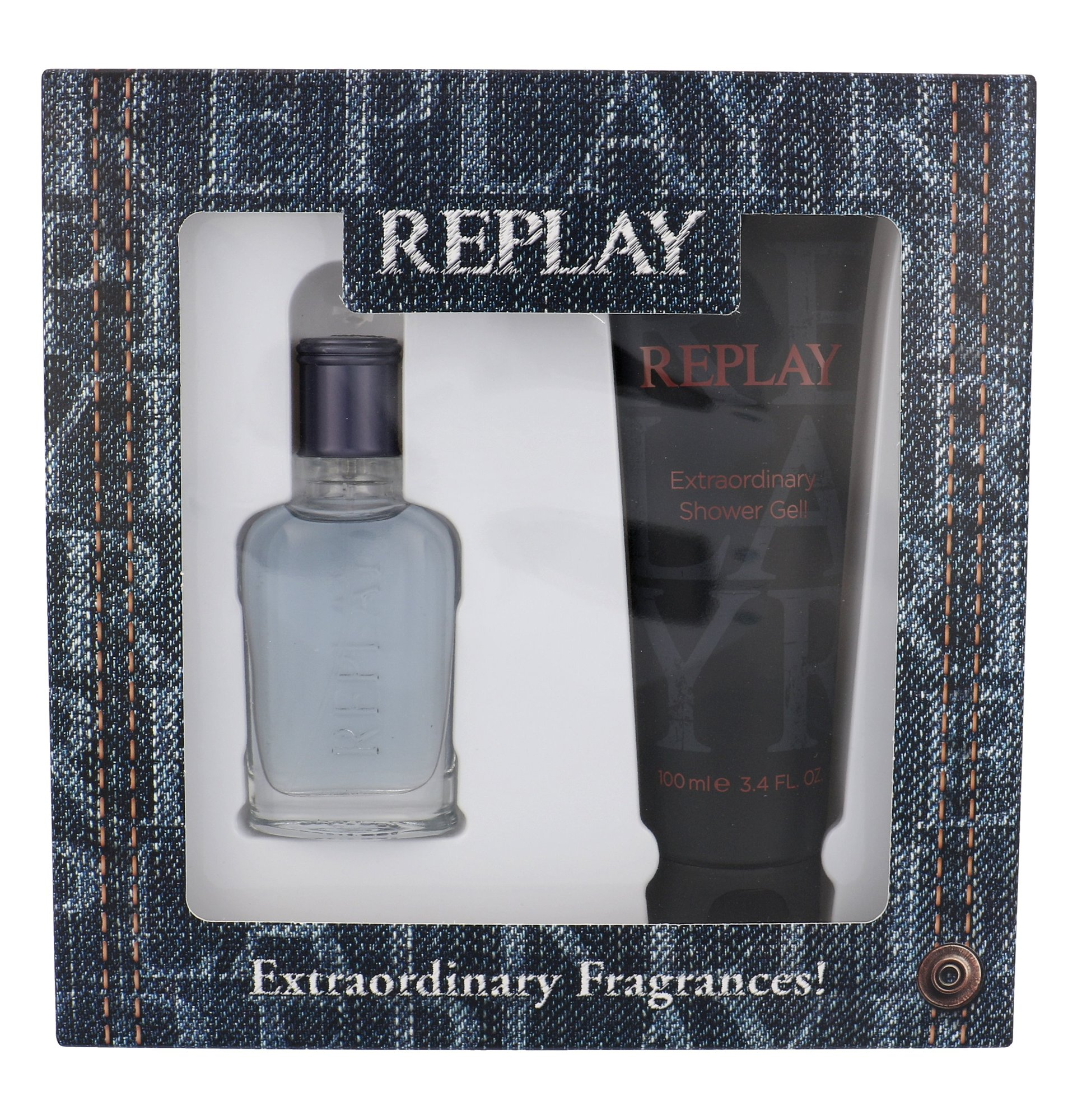 Replay Jeans Spirit EDT 30ml