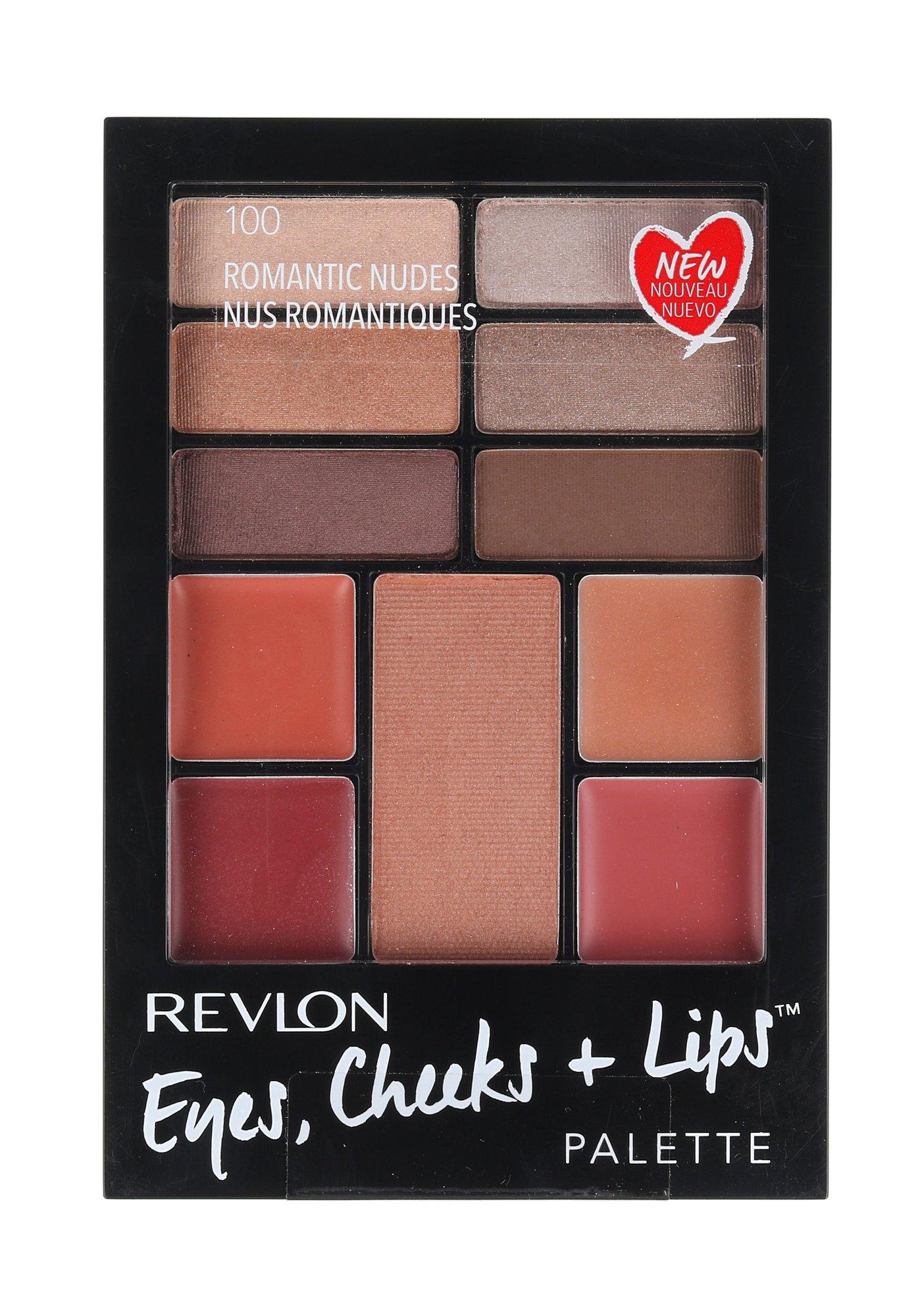 Revlon Eyes, Cheeks + Lips Cosmetic 15,64ml 100 Romantic Nudes