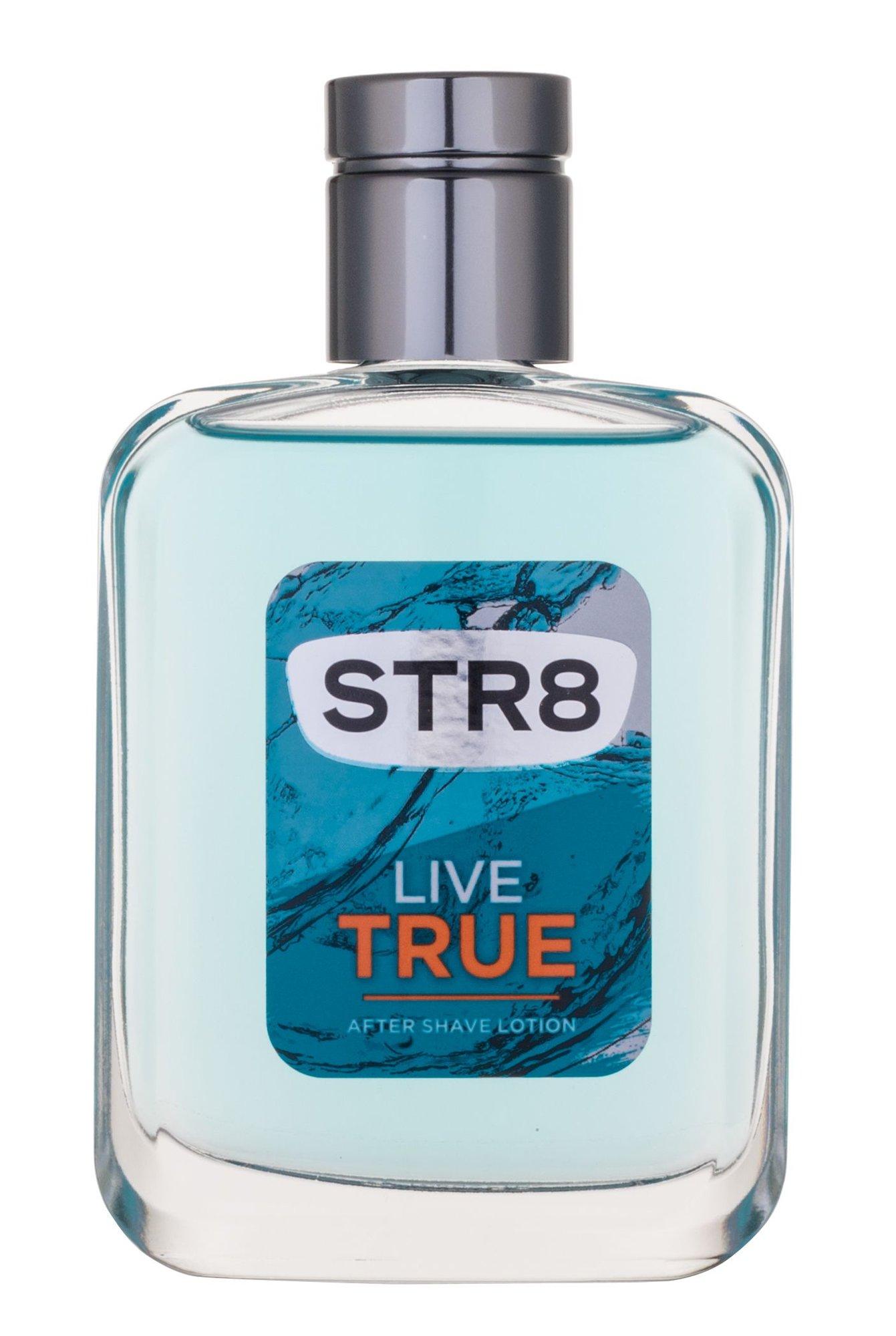 STR8 Live True Aftershave 100ml