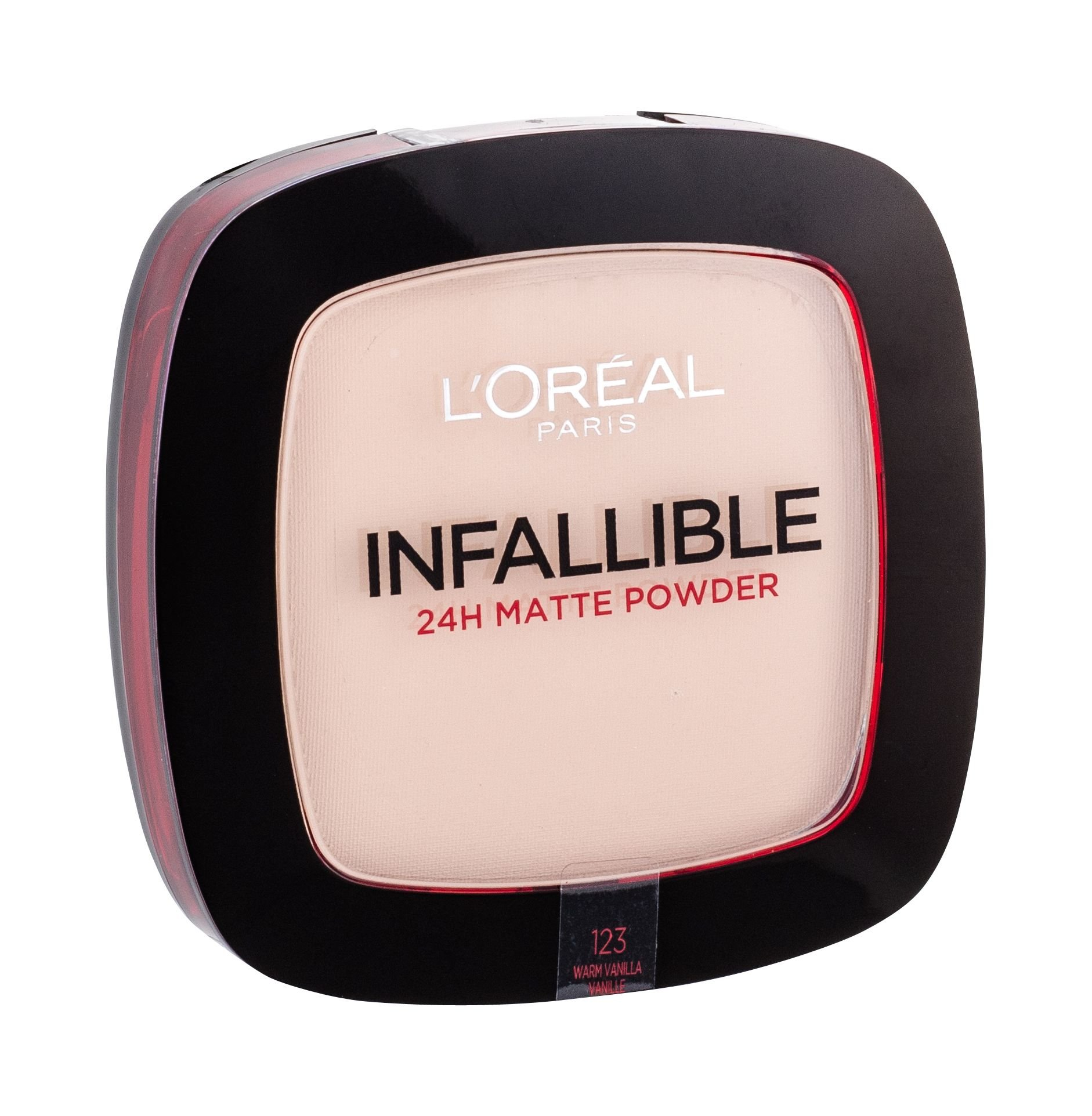 L´Oréal Paris Infallible Cosmetic 9ml 123 Warm Vanilla