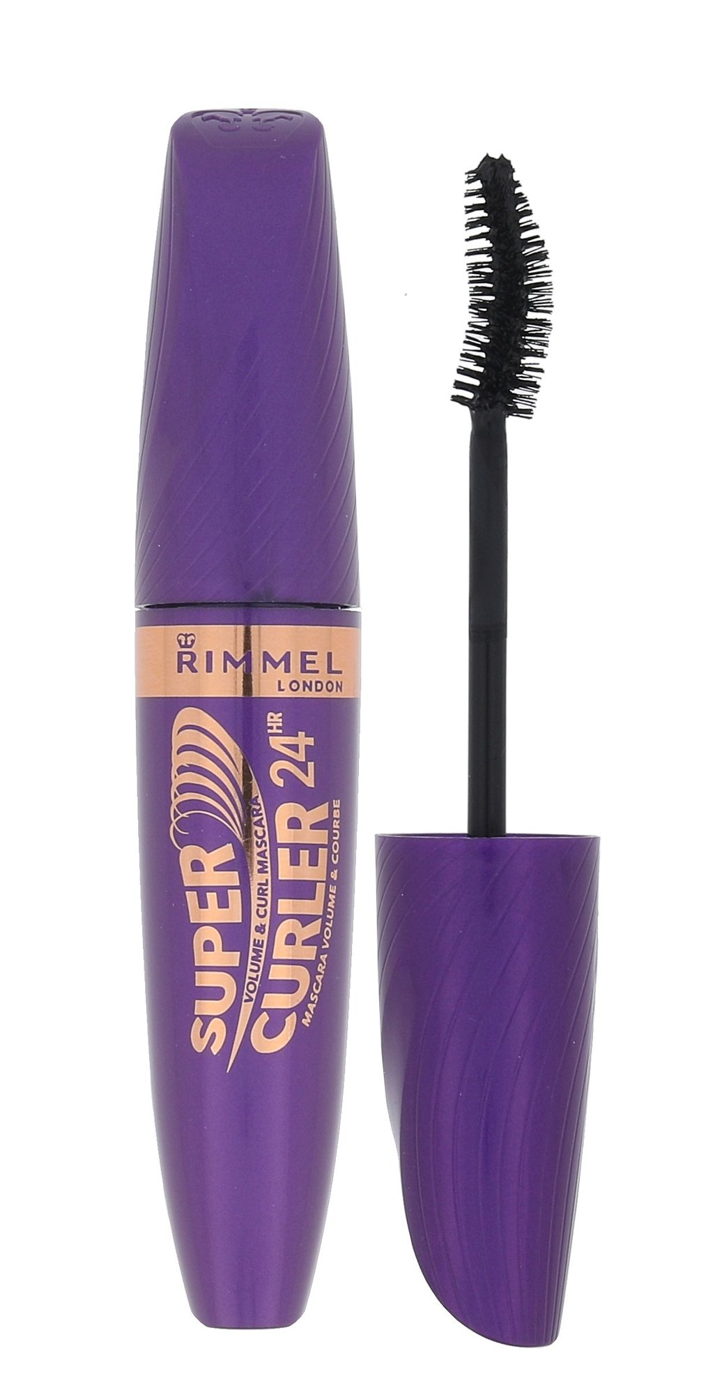 Rimmel London Mascara Supercurler 24hr Cosmetic 12ml 001 Black