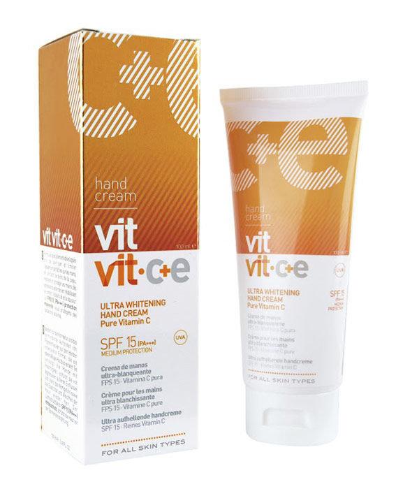 Diet Esthetic Vit Vit C+ E Hand Cream Cosmetic 100ml