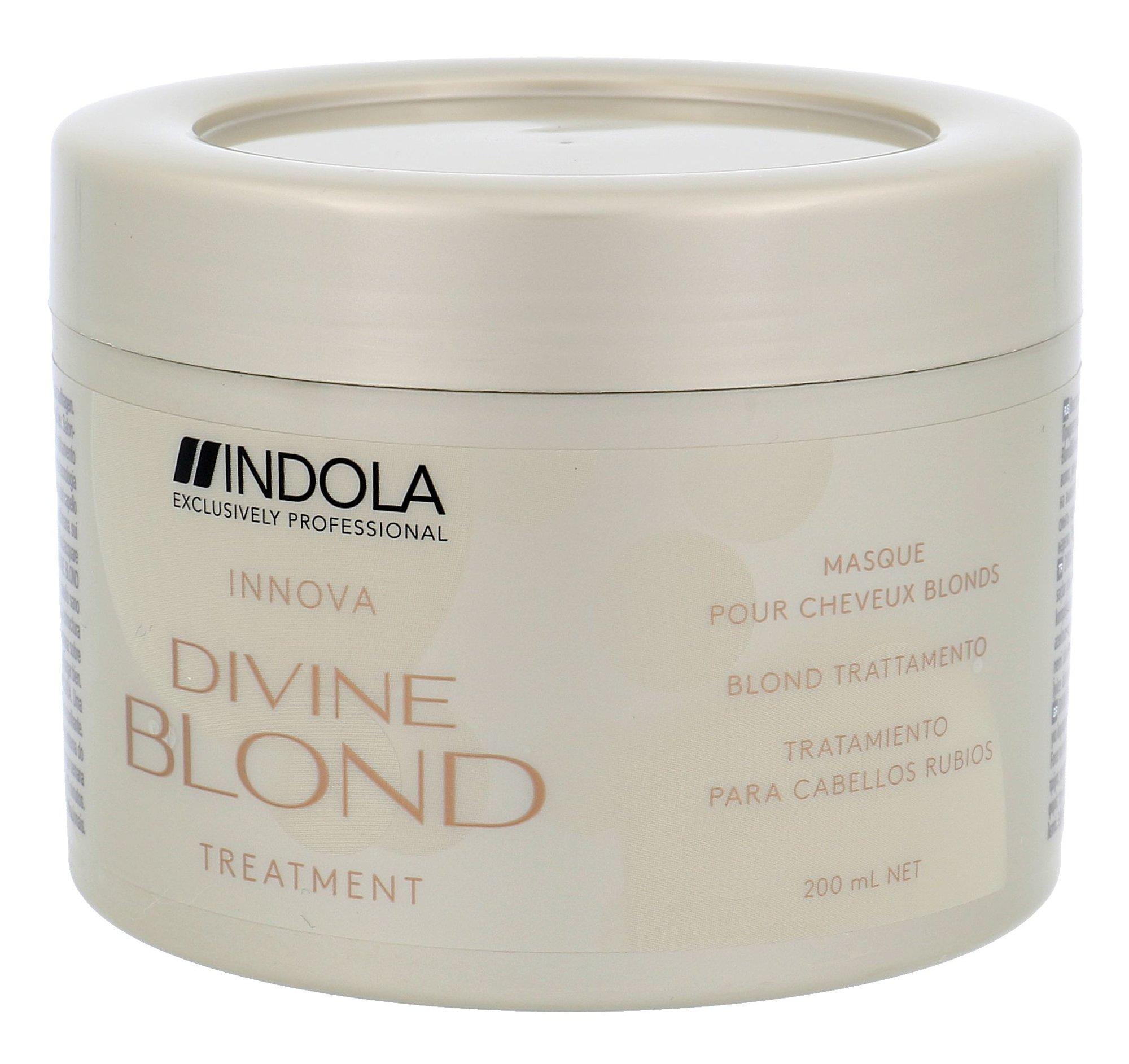 Indola Innova Divine Blond Treatment Cosmetic 200ml