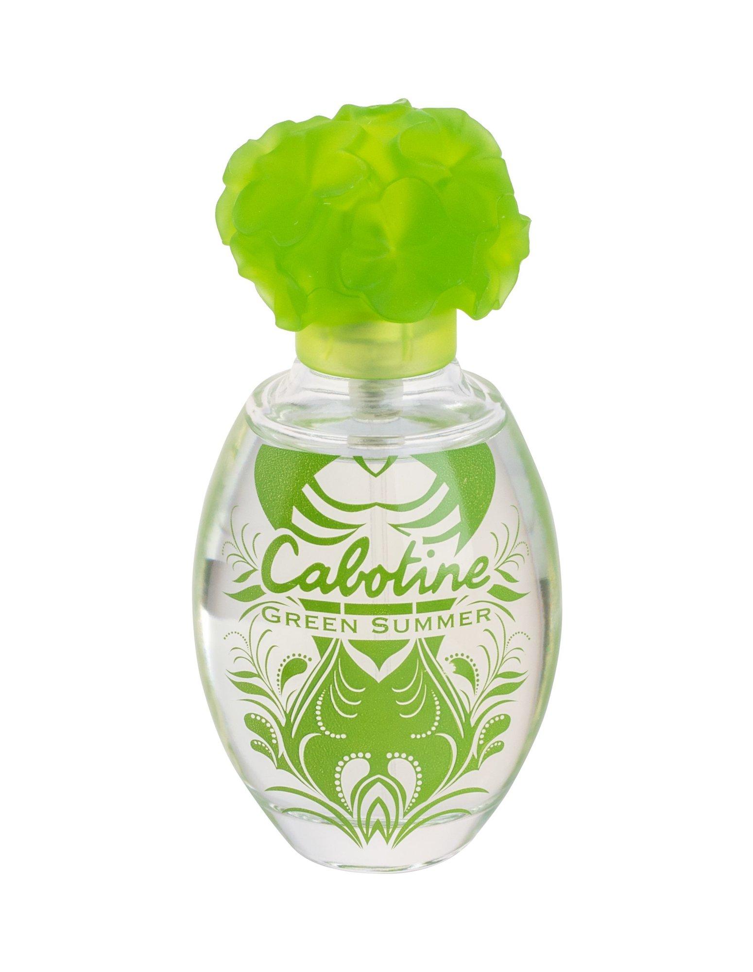 Gres Cabotine EDT 50ml  Green Summer